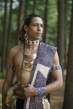 Native Men. Native Pride