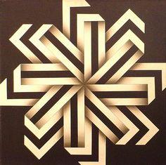 Barn Quilt Designs, Barn Quilt Patterns, Wood Patterns, Quilting Designs, Diy Wood Projects, Wood Crafts, Woodworking Projects, Wooden Art, Wood Wall Art