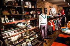 J. Press York St. - The 10 Coolest Men's Stores In New York Right Now | Complex