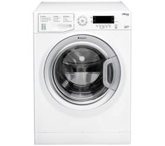 White Hotpoint Ultima S-Line SWMD 8237P Washing Machine Review