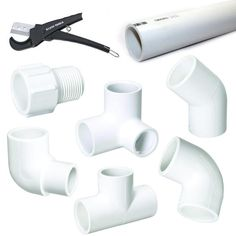 Tutorial – DIY PVC Pipe Fort (Including Cut List!) | It's Great To Be Home