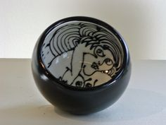 Self Portrait Cup Art, Ceramic Art, Bowls, Cups, Pottery, Ceramics, Portrait, Tableware, Inspiration