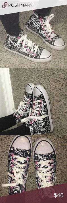 Sneakers Super cute airwalk sneakers! Women's Size 7.5 Worn a few times Comes from smoke free home 💕 Airwalk Shoes Sneakers