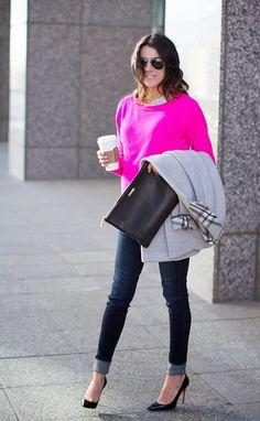 Hello Fashion: Work to Errands