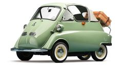 The Cutest Little Microcars Of The 20th Century | click through to see all of them =)  @Victor Mota Mota Mota Lovely @Michelle Flynn King Maes Weaver