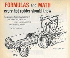 HOT ROD Math