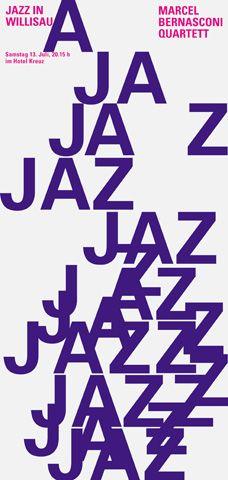 Niklaus Troxler,  1968 - Marcel Bernasconi Quartet