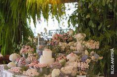 baby shower ideas and decorations, chá de bebê de menina, for girls, arranjos e flores, festa dos ursos