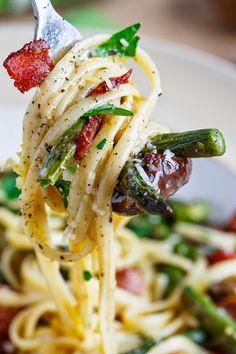 Seasonal Asparagus Recipes