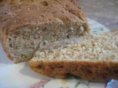 Picture Brown Bread, No Knead Bread, Recipe Box, Banana Bread, Eat, Desserts, Recipes, Nice, Buckwheat Bread
