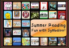 Over 40 website links for Summer Reading Fun for kids.  Keep the Reading going!
