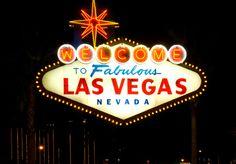 Las Vegas with my best friend