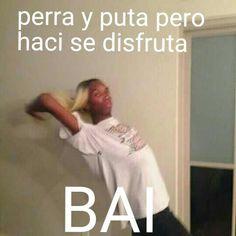 Funny Spanish Memes, Love Memes, Best Memes, Dankest Memes, Cartoon Memes, El Meme, Sarcasm, Meme Faces, Reaction Pictures