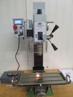 UWM BF 20 Vario Bohr- und Fräsmaschine: Gebraucht auf surplex kaufen