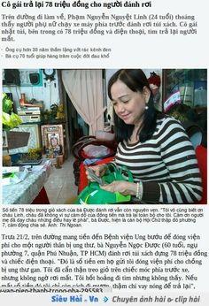 Việt Nam có rất nhiều người tốt