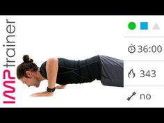 Allenamento Total Body Interval Cardio Senza Salti - YouTube