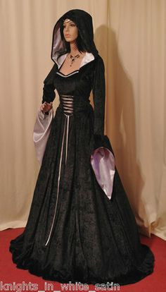 Adult Red Medieval Cloak Renaissance Halloween Costume   Cloaks ...