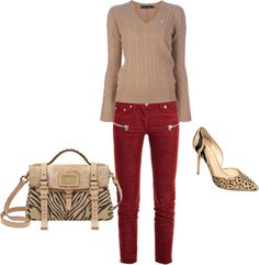 """""""OUTFIT 3"""" by renee-jones1 on Polyvore"""