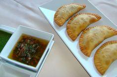 Cocina Argentina: Empanaditas con Chimichurri ¡deliciosas!
