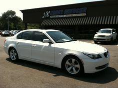 Used 2008 BMW 528 For Sale   Pensacola FL www.eddiemercer.com