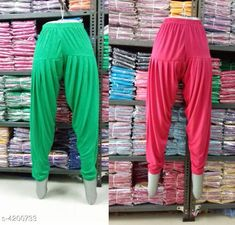 Ethnic Bottomwear - Patiala Pants  Trendy Stylish Cotton Women Patiala Pants Combo Fabric: Viscose Waist Size: XL - 34 in  XXL - 36 in Length:  XL - Up To 40 in XXL - Up To 41 in Type: Stitched Description: It Has 2 Piece Of Women's Patiala Pant Pattern: Solid Country of Origin: India Sizes Available: 32, 34, 36, 38, 40   Catalog Rating: ★4 (255)  Catalog Name: Trendy Stylish Cotton Women Patiala Pants Combo CatalogID_599535 C74-SC1018 Code: 833-4200733-108