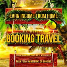 Learn more:Email vjpalmtravel@gmail.com