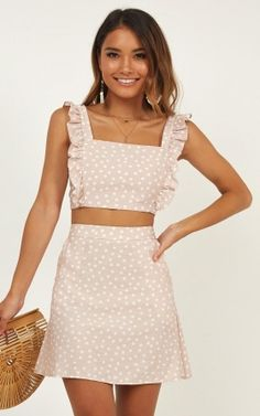 Chic and casual outfits 2019 charming, spring summer outfits ideas nice gorgeous teen fashion outfits 2 Piece Outfits, Two Piece Outfit, Two Piece Dress Casual, 2 Piece Romper, Cute Casual Outfits, Casual Dresses, Elegant Dresses, Sexy Dresses, Summer Dresses