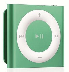 $78.99  APPLE iPOD SHUFFLE 4TH GENERATION 2GB GREEN W/ BONUS $20 iTUNES GIFT CARD NEW! #Apple