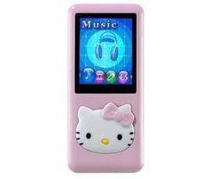 Dieser Player im Design des bekannten Kätzchens bietet einen Speicherplatz von 2 GB, um die Lieblingslieder und -Fotos der Kleinen zu speichern. Dieser Player ist mit einem schönen, in der Diagonale 4,6 cm großen LCD-Bildschirm ausgestattet und besitzt einen USB-Port für schnelle Datentransfers von einem Computer.  Inklusive Ohrhörer.