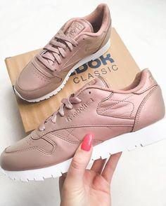afe59465695 Sneakers femme - Reebok Classic Pearlized (©kiimscha) Basket Reebok Femme