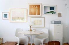 wall display -- tyke obrien via book shop by cecilia