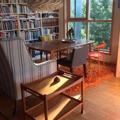 Corner Desk, Dining Chairs, Interior Design, House, Inspiration, Furniture, Home Decor, Corner Table, Nest Design