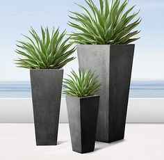 Salento Tapered Planters