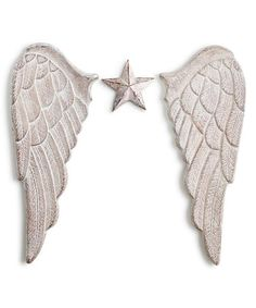 Look what I found on #zulily! Angel Wings Wall Art Set #zulilyfinds