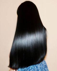 Long Length Hair, Long Dark Hair, Hair Color Wheel, Colour Wheel, Beautiful Black Hair, Simply Beautiful, Glossy Hair, Bun Hairstyles For Long Hair, Glam Hair