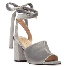 Blesing Open Toe Sandals | Block Heel | Spring Trends | Spring Fashion | Nine West