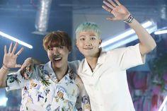 Hobi&RapMon <3  BTS