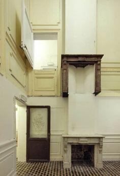 Twiggy in Gent van De Vylder Vinck Taillieu - leuk bureau!