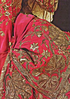extraordinary embroidery - antique