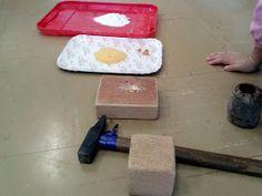 Orti Scolastici: Il grano, il martello e la farina...