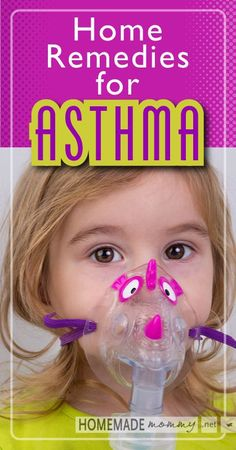 Home Remedies for Asthma   www.homemademommy.net #essentialoils #asthmaremediesforkids