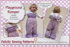 Felicity Sewing Patterns   Sewing Patterns for Girls and Boys