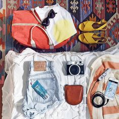 All packed up with somewhere to go.  #regram @urbanoutfitters
