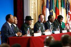 Países africanos se unem para combater o grupo Boko Haram | #África, #BokoHaram, #Cristianismo, #Islamismo, #Nigéria, #Paris