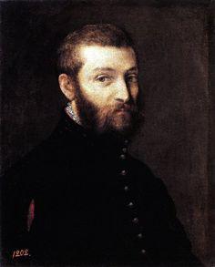 Autoritratto, Paolo Caliari, il Veronese. Hermitage.