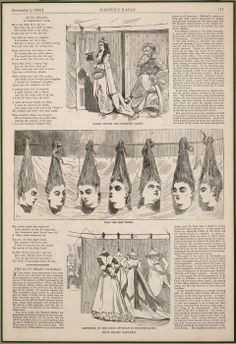 Bluebeard, Harper's Bazaar