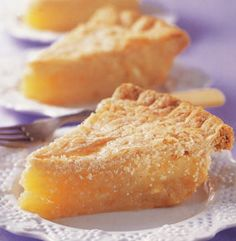 Shaker Lemon Pie...what I plan on doing with those Meyer lemons from the Farm Fresh to You box.