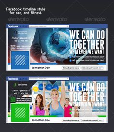 Fb Timelines Bundle V  Them Photostudio And Facebook