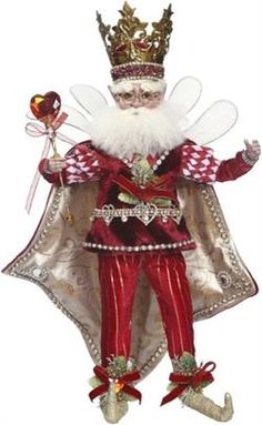 Mark Roberts 5171832 Valentine My Love Fairy Med 2017 for sale online Old World Christmas Ornaments, Christmas Fairy, Christmas Store, Canterbury Gardens, Mark Roberts Fairies, Christopher Radko, Love Fairy, Fairy Dolls, Collectible Figurines