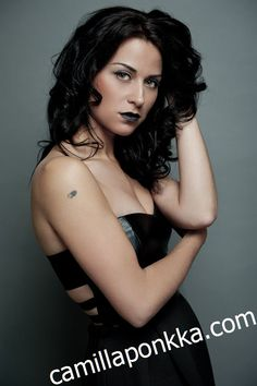 Photographer: Marko Saari Camilla, Wonder Woman, Photoshoot, Superhero, Makeup, Sexy, Artist, Model, Hair